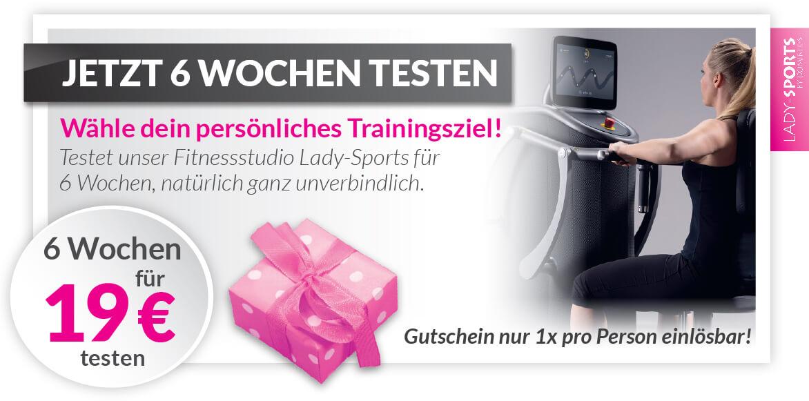 Fitnessstudio-Lady-Sports-Rabatt-Gutschein-6Wochen-testen