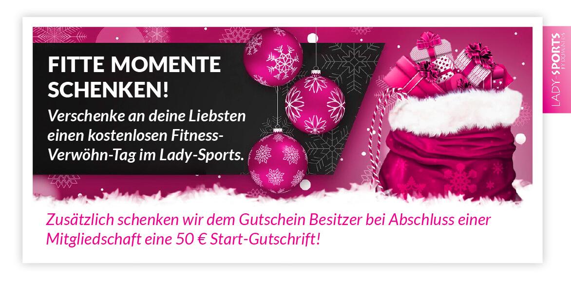 Weihnachtsgutschein-Lady-Sports